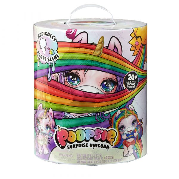Giochi Preziosi - Poopsie Unicorn, slime colore segreto, profumato e glitterato - Altro - Toys Center ALTRO Femmina 8-12 Anni ALTRI