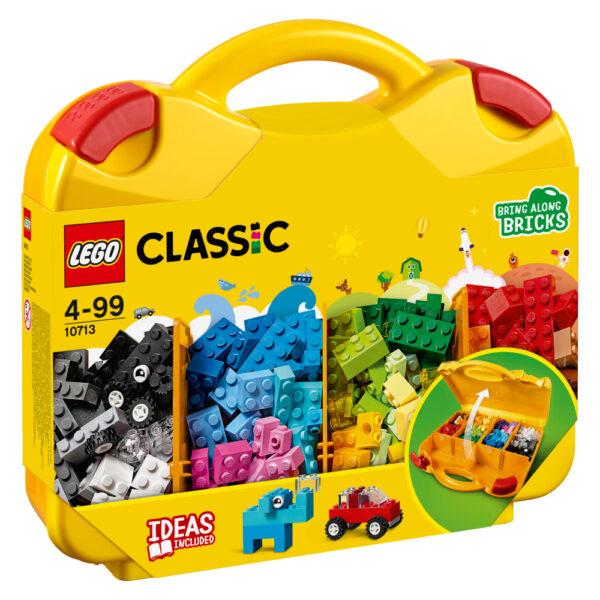 10713 - Valigetta creativa - Lego Classic - Toys Center LEGO CLASSIC Unisex 12+ Anni, 3-5 Anni, 5-8 Anni, 8-12 Anni ALTRI