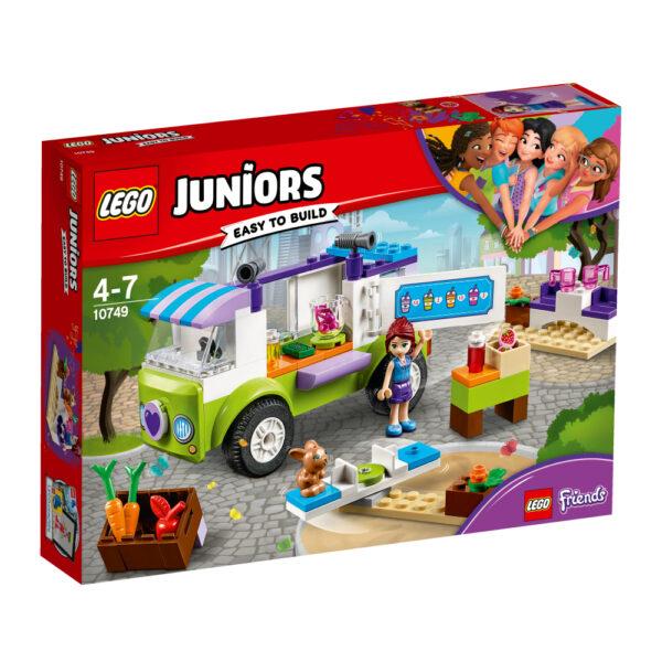 10749 - Il mercato biologico di Mia - Lego Juniors - Toys Center LEGO JUNIORS Femmina 3-5 Anni, 5-8 Anni ALTRI