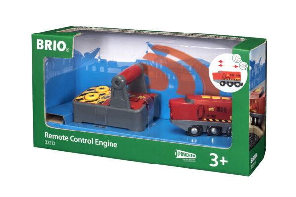 BRIO locomotiva telecomandata BRIO Unisex 12-36 Mesi, 3-4 Anni, 3-5 Anni, 5-7 Anni, 5-8 Anni ALTRI