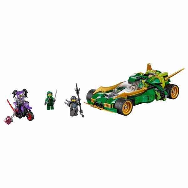 LEGO NINJAGO ALTRI 70641 - Nightcrawler Ninja - Lego Ninjago - Toys Center Maschio 12+ Anni, 8-12 Anni