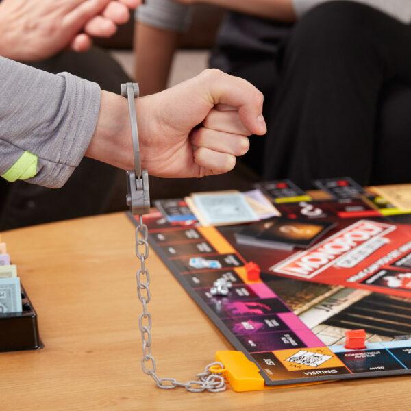 MONOPOLY ALTRI Monopoly: Edizione dell'imbroglio Unisex 12+ Anni, 8-12 Anni