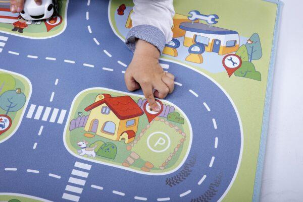 TAPPETO ELETTRONICO DELLA CITTA' - Chicco - Toys Center Unisex 12-36 Mesi, 12+ Anni, 3-5 Anni, 5-8 Anni, 8-12 Anni ALTRI Chicco