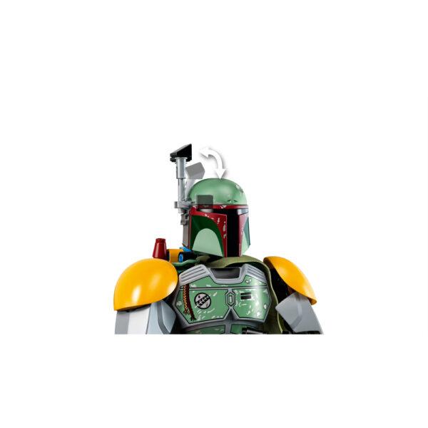 Disney Star Wars 41629 - Boba Fett™ - LEGO BRICKHEADZ - LEGO - Marche Maschio 12+ Anni, 5-8 Anni, 8-12 Anni