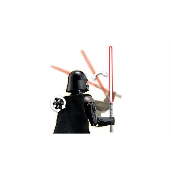 Disney Star Wars 75534 - Darth Vader™ - Disney - Toys Center Maschio 12+ Anni, 8-12 Anni