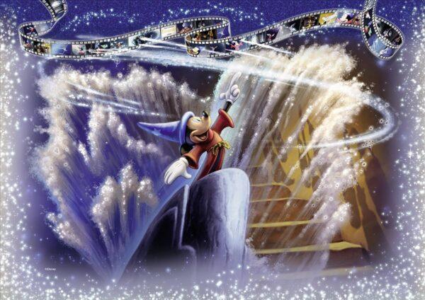 WALT DISNEY CLASSICI ALTRO Puzzle 40000 pezzi - Memorable Disney Moments - Altro - Toys Center 12+ Anni, 8-12 Anni Unisex