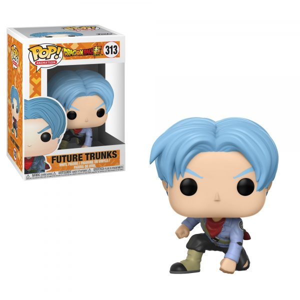 POP Animation: Dragon Ball Super – Future Trunks FUNKO POP! Unisex 12-36 Mesi, 12+ Anni, 3-5 Anni, 5-8 Anni, 8-12 Anni DRAGON BALL