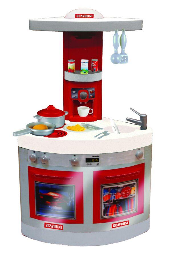 CUCINA ANGOLARE SCAVOLINI - Cucine e accessori per cucina - Giochi di emulazione, di modellismo, educativi - Giocattoli - FUNNY HOME - Cucine e accessori per cucina