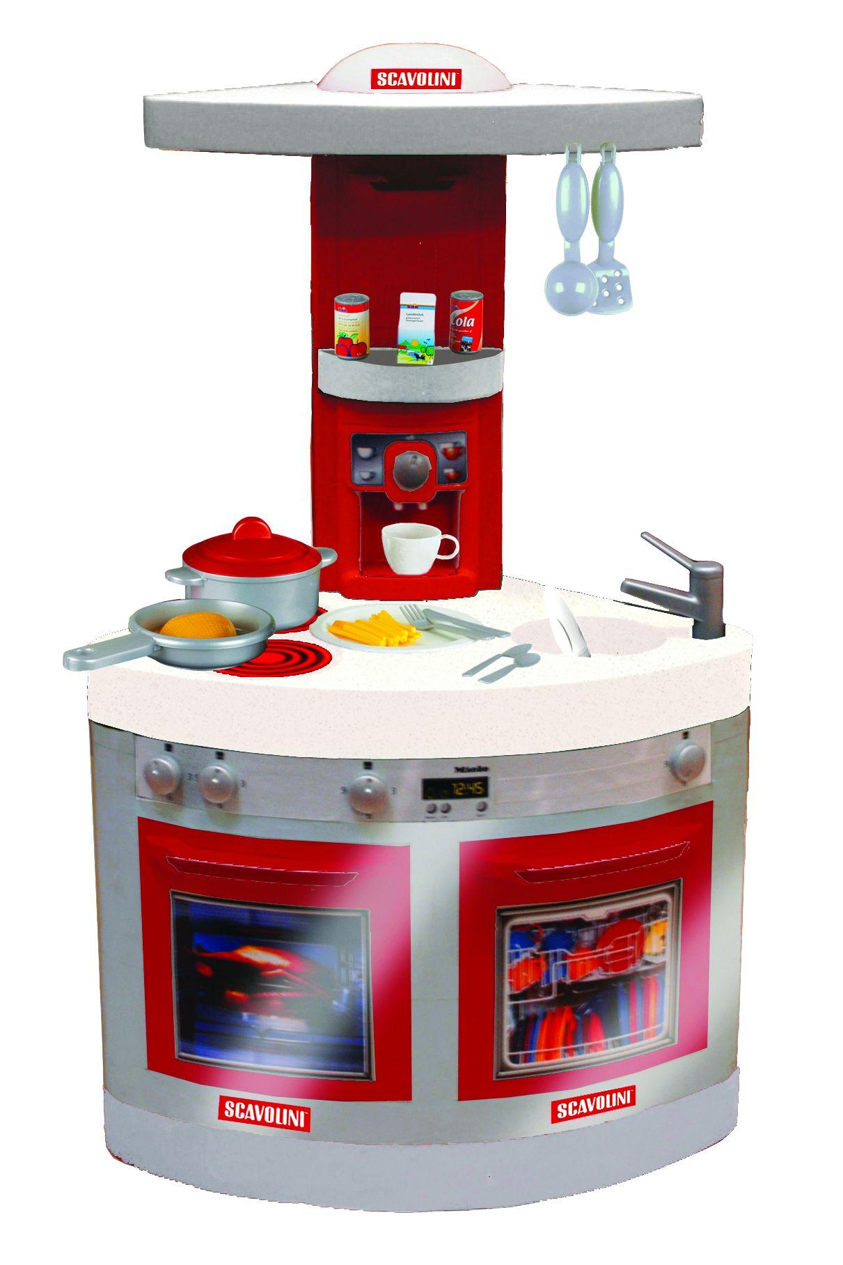 CUCINA ANGOLARE SCAVOLINI - Cucine e accessori per cucina - Giochi di  emulazione, di modellismo, educativi - Giocattoli