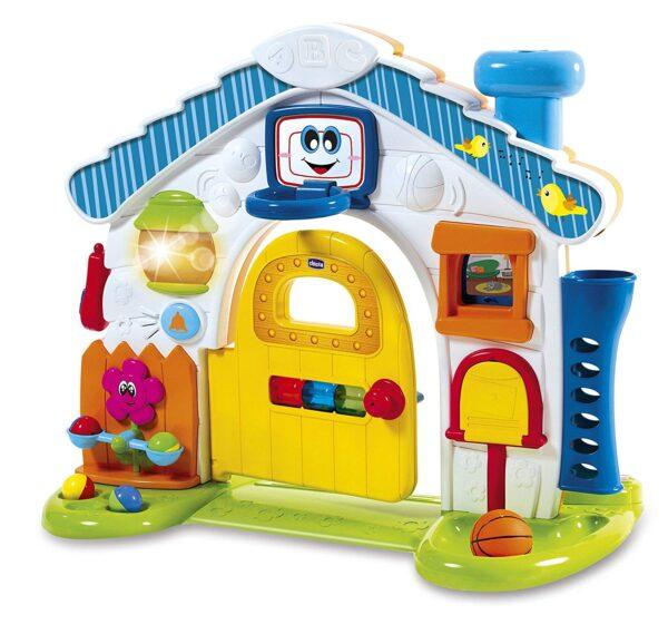 CASETTA DELLE ATTIVITA' - Chicco - Toys Center - Chicco - Altri giochi per l'infanzia