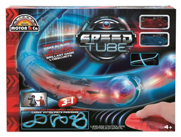 SPEED TUBE - Motor&co - Toys Center - MOTOR&CO - Piste giocattolo e accessori elettrici