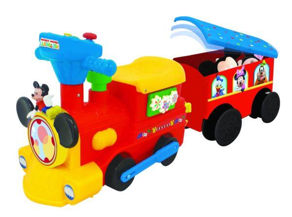 Treno Mickey Mouse cavalcabile SUPERSTAR Unisex 0-12 Mesi, 0-2 Anni, 12-36 Mesi, 3-4 Anni, 3-5 Anni, 5-7 Anni ALTRI