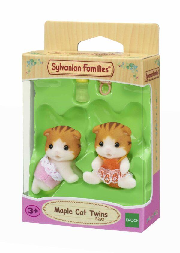 Sylvanian Families – gemelli gatti SYLVANIAN FAMILIES Unisex 12-36 Mesi, 12+ Anni, 3-5 Anni, 5-8 Anni, 8-12 Anni ALTRI