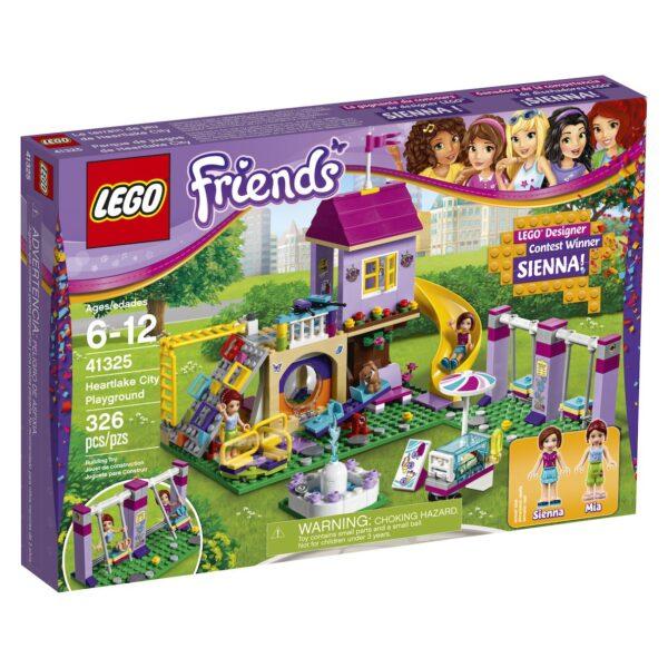 41325 - Parco giochi di  Heartlake City - LEGO FRIENDS - Costruzioni