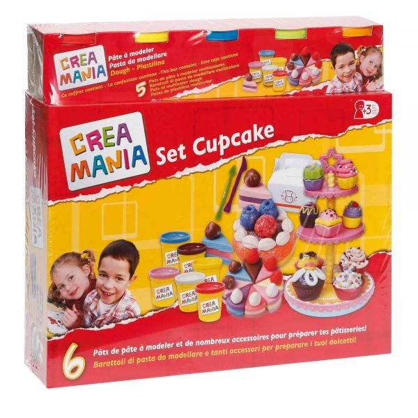 PASTA MODELLARE SET DOLCI - Creamania Unisex - Toys Center - CREAMANIA UNISEX - Paste da modellare