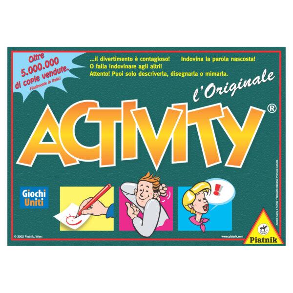 ACTIVITY - Altro - Toys Center ALTRO Unisex 12+ Anni, 8-12 Anni ALTRI