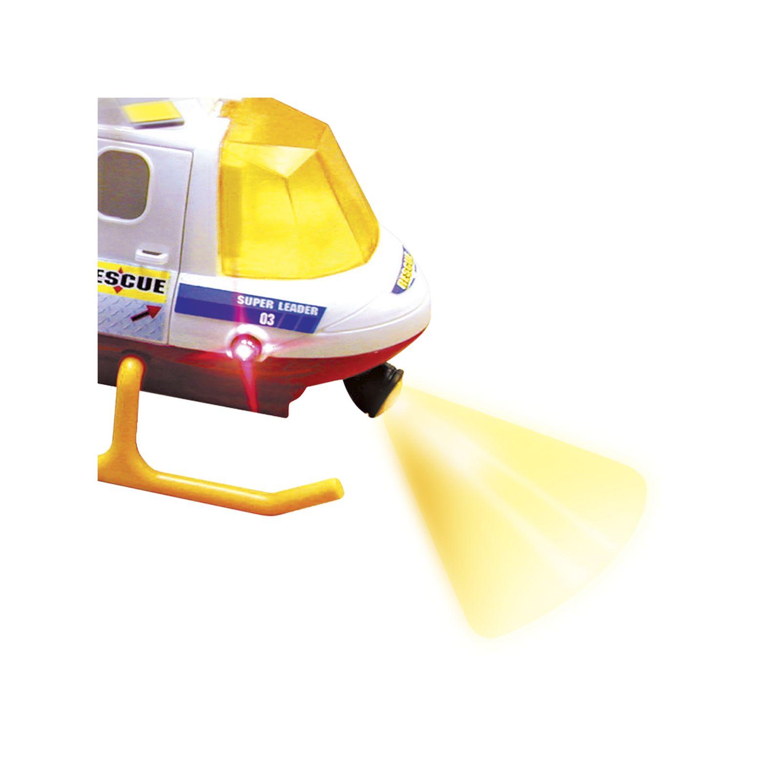 Elicottero da soccorso - MOTOR&CO
