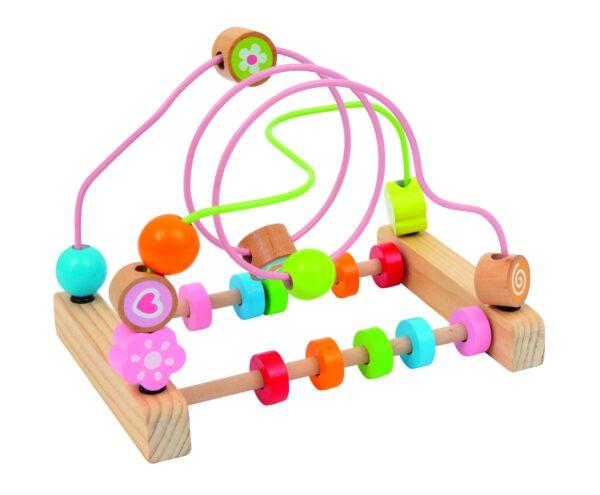 WOOD'N PLAY ROLLER COASTER - Wood 'n' Play - Toys Center - WOOD 'N' PLAY - Altri giochi per l'infanzia