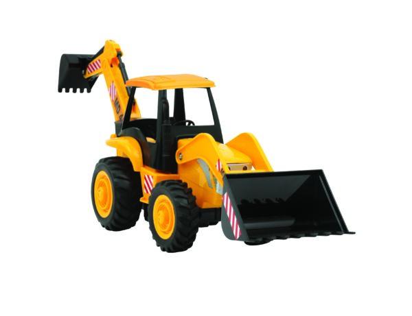 MOTOR&CO Ruspa escavatore radiocomandata MOTOR&CO Maschio 12+ Anni, 3-5 Anni, 5-8 Anni, 8-12 Anni ALTRI