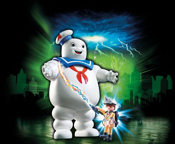 9221 - GHOSTB MARSHMALLOW/STANTZ - GHOSTBUSTERS - Personaggi GHOSTBUSTERS Unisex 12+ Anni, 3-5 Anni, 5-8 Anni, 8-12 Anni ALTRO