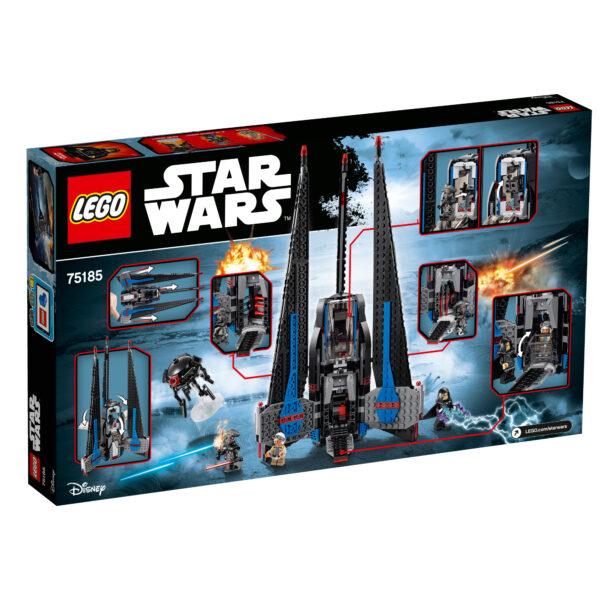 75185 - Tracker I - Disney - Toys Center Star Wars Maschio 12+ Anni, 5-8 Anni, 8-12 Anni Disney