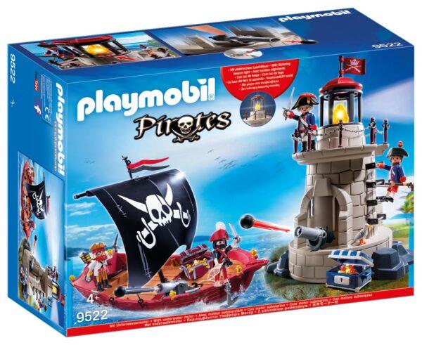 SUPER SET PIRATI - Playmobil - Pirates - Toys Center Playmobil Pirates Unisex 12+ Anni, 3-5 Anni, 5-8 Anni, 8-12 Anni ALTRI