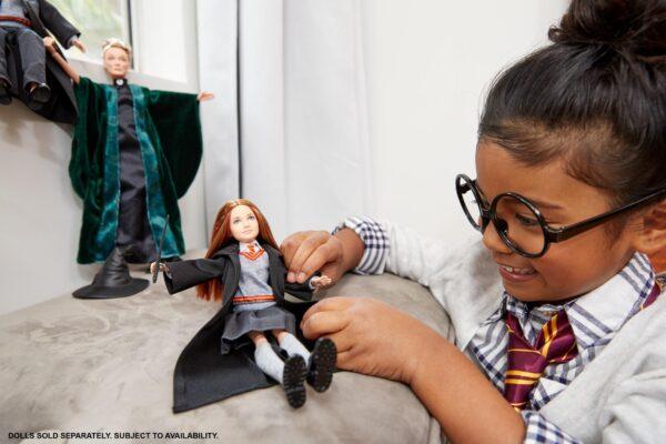 Harry Potter e la Camera dei Segreti - personaggio di GINNY WEASLEY - Altro - Toys Center - ALTRO - Personaggi collezionabili