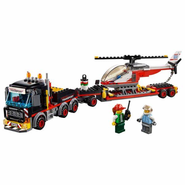 60183 - Trasportatore carichi pesanti - Lego City - Toys Center - LEGO CITY - Costruzioni