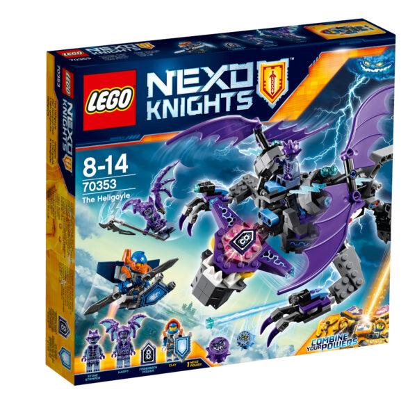 70353 - Heligoyle - Lego Nexo Knights - Toys Center LEGO NEXO KNIGHTS Maschio 12+ Anni, 5-8 Anni, 8-12 Anni ALTRI