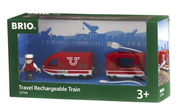 BRIO treno passeggeri ricaricabile BRIO Unisex 12-36 Mesi, 3-4 Anni, 3-5 Anni, 5-7 Anni, 5-8 Anni ALTRI