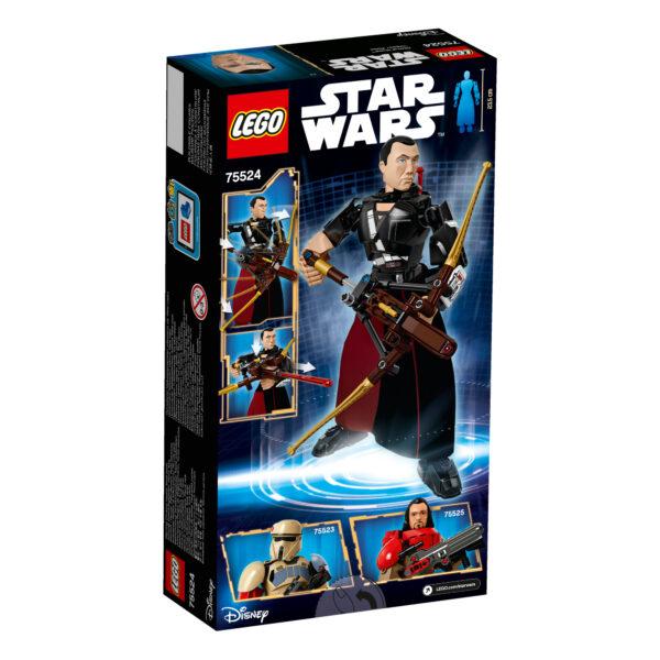 75524 - Chirrut Îmwe™ - Disney - Toys Center Star Wars Maschio 12+ Anni, 8-12 Anni Disney