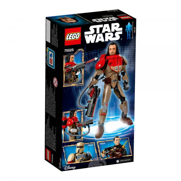 75525 - Baze Malbus™ - Disney - Toys Center Star Wars Maschio 12+ Anni, 8-12 Anni Disney