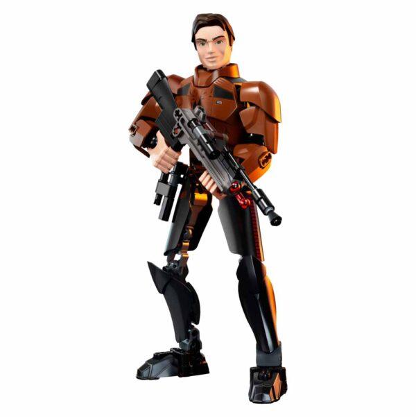 75535 - Han Solo™ - Disney - Toys Center - Disney - Costruzioni