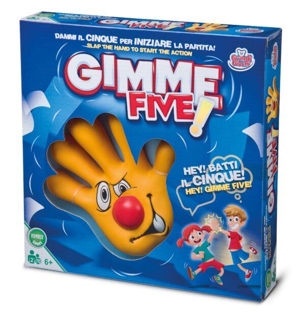 GIMME FIVE GRANDI GIOCHI Unisex 12+ Anni, 5-8 Anni, 8-12 Anni ALTRI