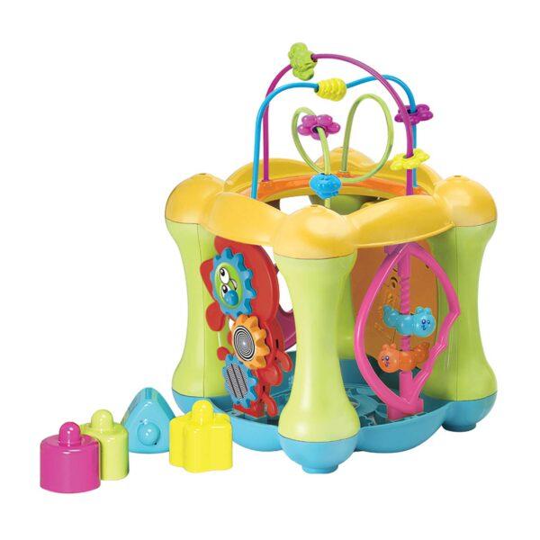 CUBO MULTI ATTIVITA - B-kids - Toys Center - B-KIDS - Giochi di apprendimento prescolare