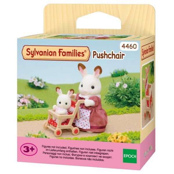 Passeggino - SYLVANIAN FAMILIES - Playset e accessori per personaggi d'azione