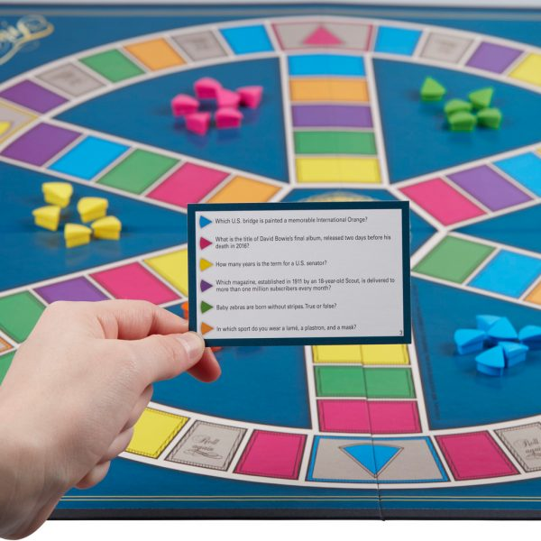 ALTRI HASBRO GAMING Unisex 12+ Anni TRIVIAL PURSUIT - HASBRO GAMING