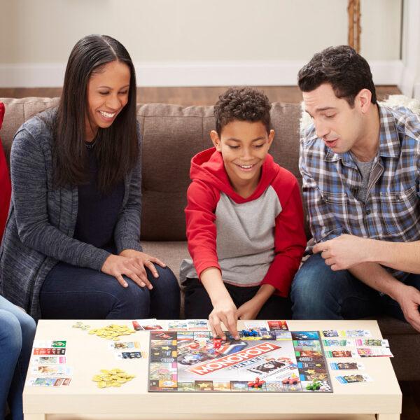 MONOPOLY ALTRI Monopoly Gamer Mario Kart - Monopoly - Toys Center Unisex 12+ Anni, 5-8 Anni, 8-12 Anni