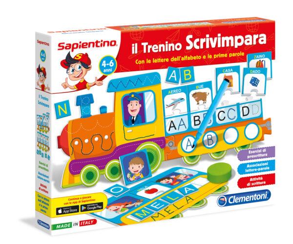 TRENINO SCRIVI E IMPARA - ALTRO - Fino al -20%