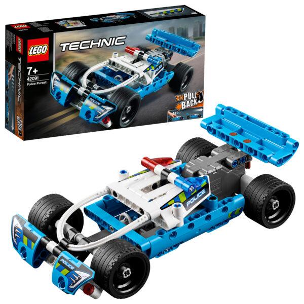 42091 - Inseguimento della polizia - Lego Technic - Toys Center - LEGO TECHNIC - Costruzioni
