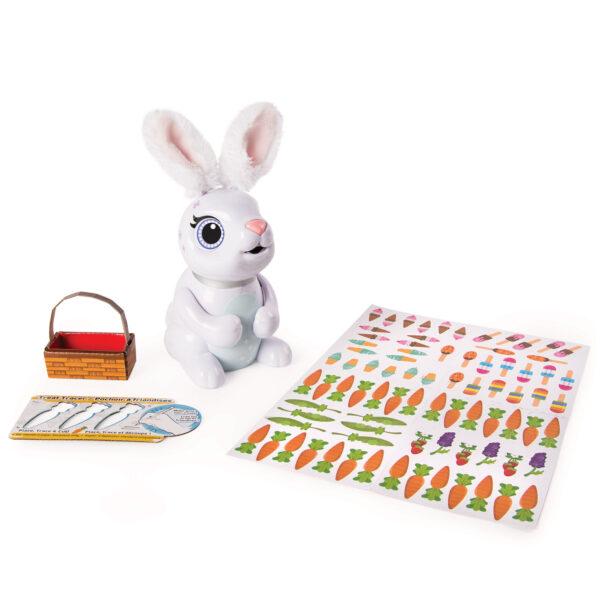 Spin Master ALTRI ZOOMER Coniglio Hungry Bunny Ass.to - Zoomer - Toys Center Unisex 12+ Anni, 3-5 Anni, 5-8 Anni, 8-12 Anni