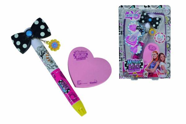 Maggie & Bianca Secret Pen - Altro - Toys Center ALTRO Femmina 5-7 Anni, 8-12 Anni Maggie & Bianca