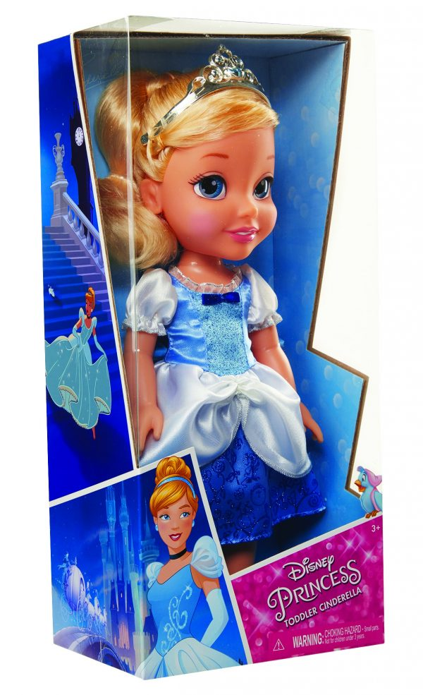 PRINCIPESSA DISNEY CENERENTOLA 45CM - Disney Princess - Toys Center PRINCIPESSE DISNEY Femmina 12-36 Mesi, 3-5 Anni, 5-8 Anni DISNEY PRINCESS