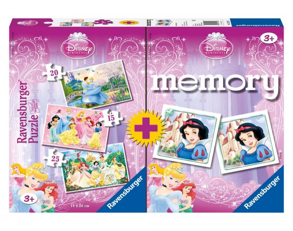 Multipack Princess - Disney - Toys Center Disney Femmina 3-5 Anni, 5-8 Anni PRINCIPESSE DISNEY