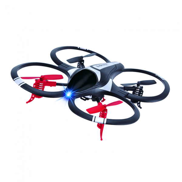 MOTOR&CO Drone radiocomandato Mini GS Quadcopter TOYS CENTER Maschio 12+ Anni, 5-8 Anni, 8-12 Anni MOTOR & CO