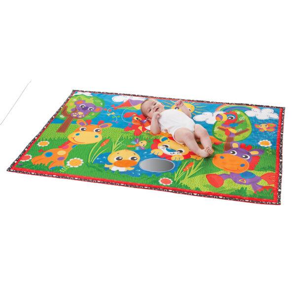 Tappeto Jumbo - festa nel parco - Altro - Toys Center ALTRI Unisex 0-12 Mesi, 12-36 Mesi ALTRO