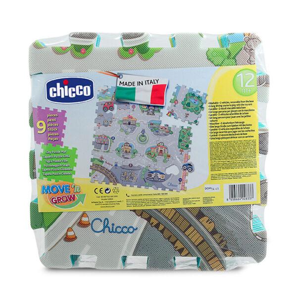 Tappeto Puzzle Città ALTRI Unisex 0-2 Anni, 3-4 Anni Chicco