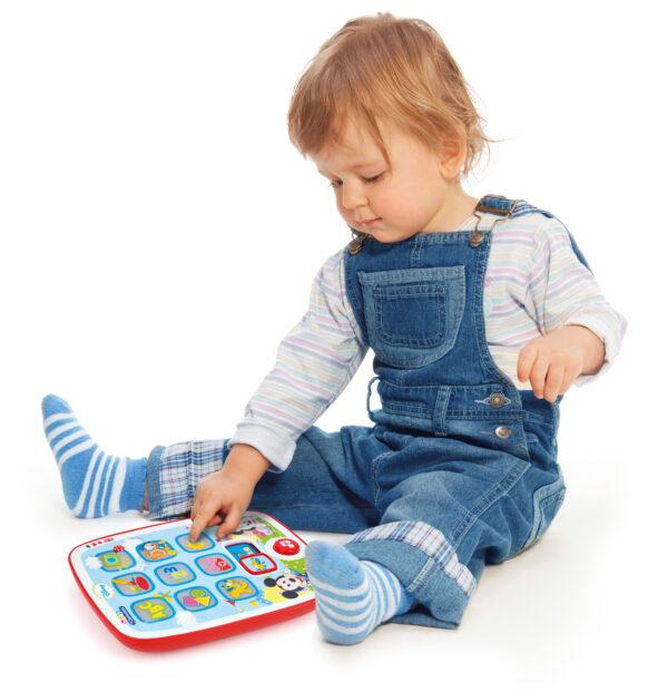 Disney TOPOLINO&CO. I Tablet diBaby  Mickey Unisex 0-12 Mesi, 0-2 Anni, 12-36 Mesi, 3-5 Anni, 5-8 Anni