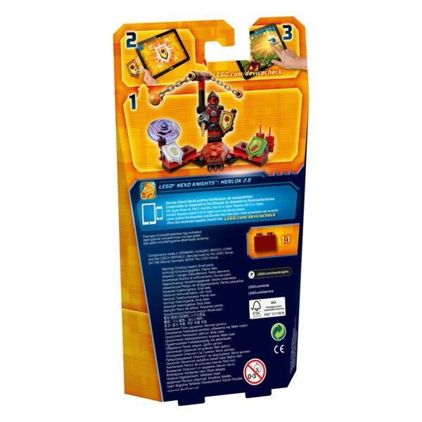 70334 - Ultimate Beast Master - Lego Nexo Knights - Toys Center ALTRI Maschio 12+ Anni, 5-8 Anni, 8-12 Anni LEGO NEXO KNIGHTS