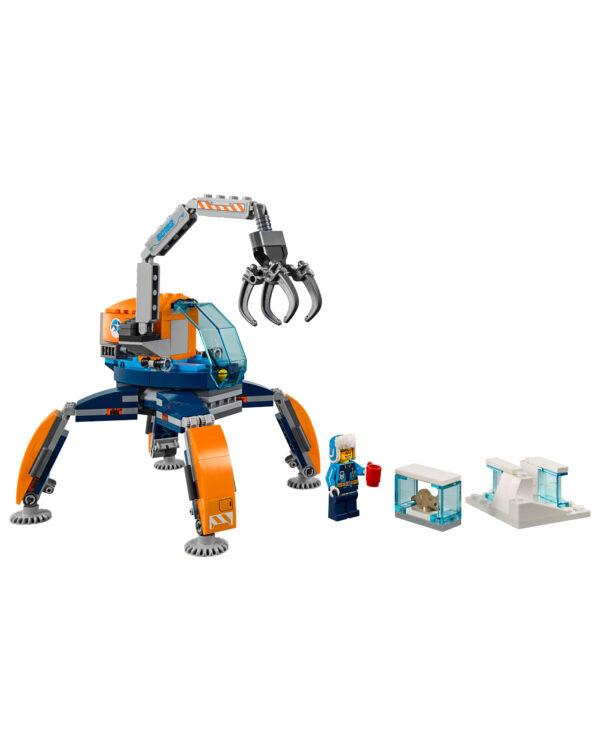 ALTRI LEGO CITY Unisex 12+ Anni, 5-8 Anni, 8-12 Anni 60192 - Gru artica
